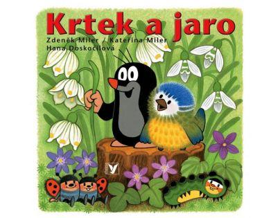 Krtek a jaro - Zdeněk Miler, Kateřina Miler (Albatros 10110F0067)