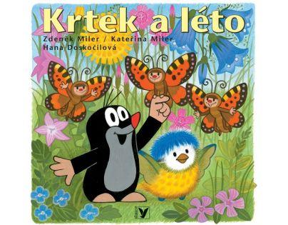 Krtek a léto - Zdeněk Miler a kol. (Albatros 10110F0294)