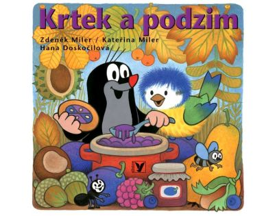 Krtek a podzim - Zdeněk Miler (Albatros 10110F0295)