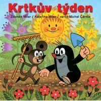 Krtkův týden - Michal Černík, Zdeněk Miler (Albatros 1011028021)