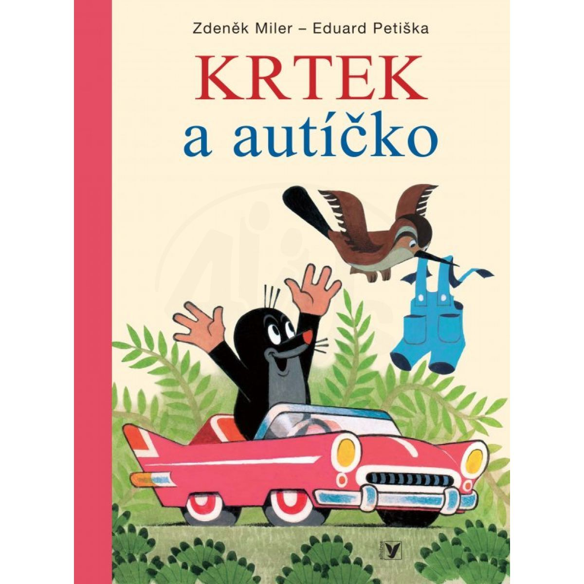 Albatros Krtek a autíčko