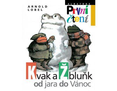 Albatros Kvak a Žbluňk od jara do Vánoc