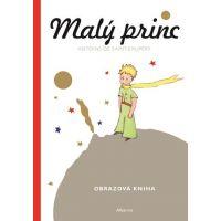 Albatros Malý princ Malá obrazová kniha