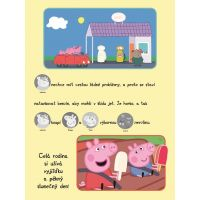 Albatros Peppa Pig Moje první knížka příběhů a aktivit 3