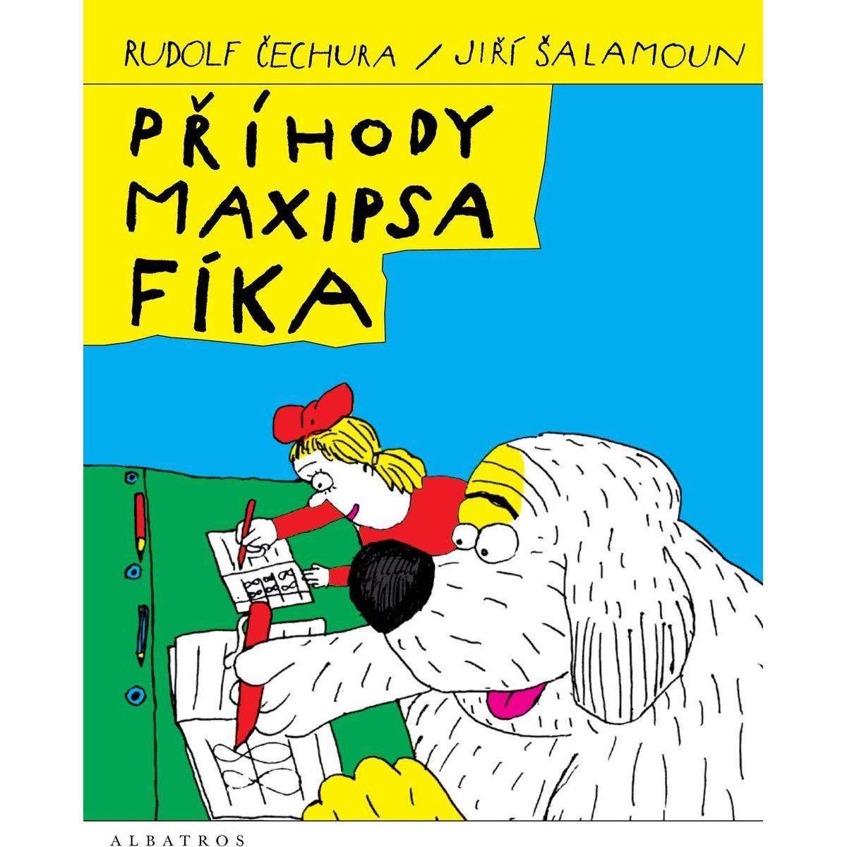 Albatros Příhody Maxipsa Fíka