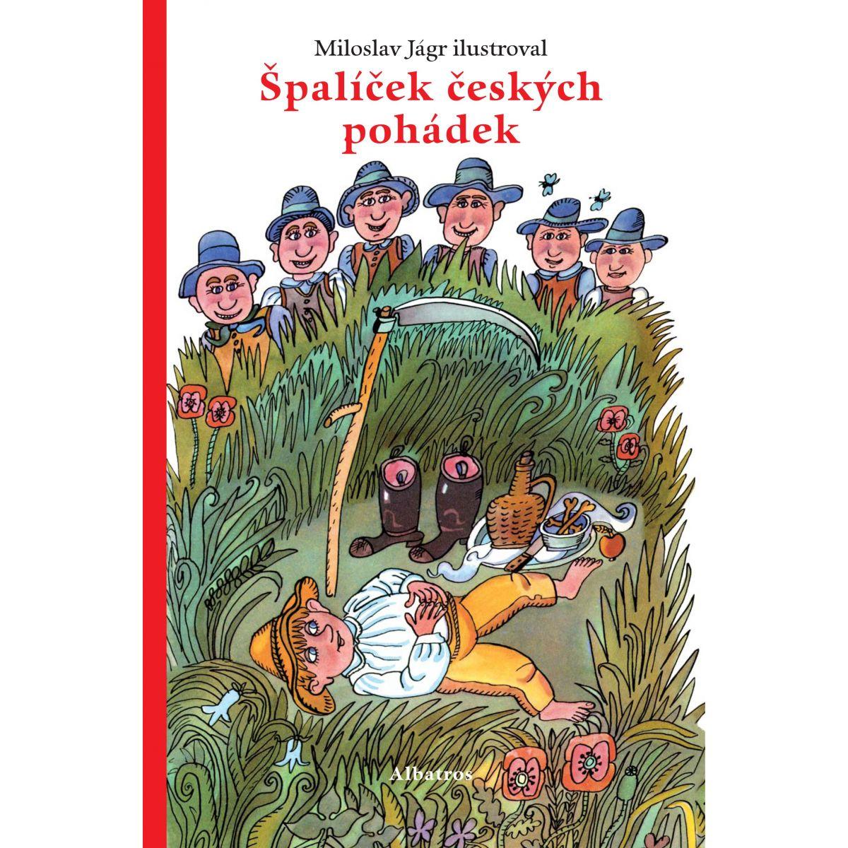 Albatros Špalíček českých pohádek ALBATROS