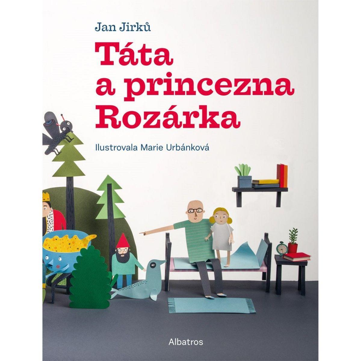 Albatros Otec a princezná Rozárka