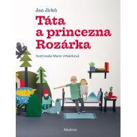 Albatros Táta a princezna Rozárka