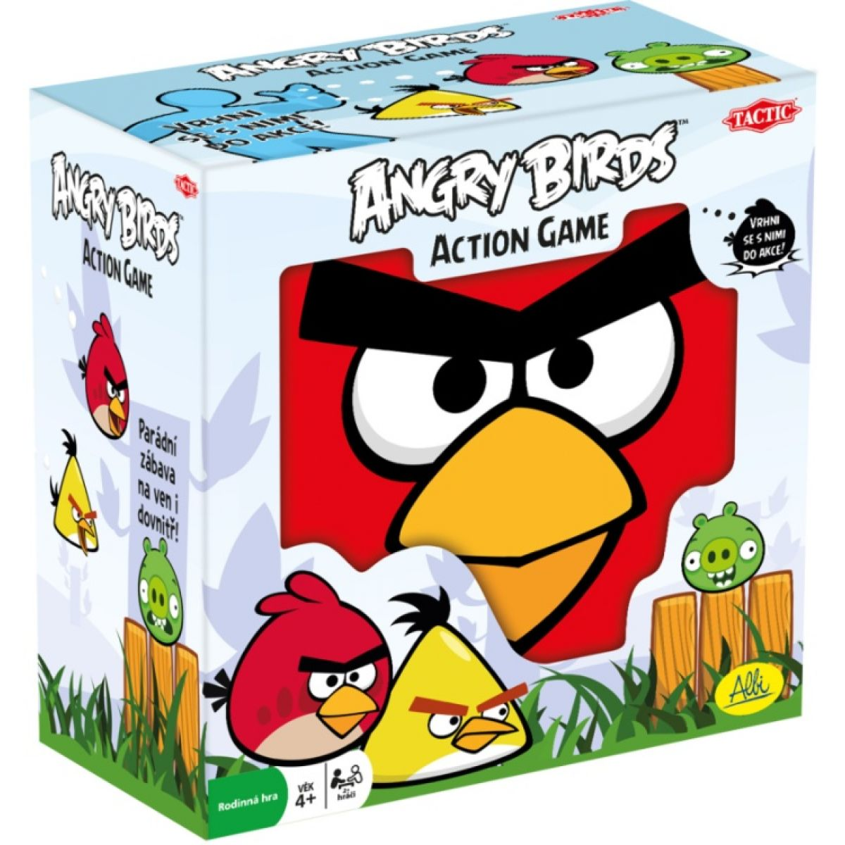 ALBI Angry Birds společenská hra