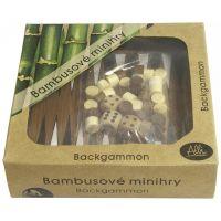 Albi Bambusové minihry - Backgammon 2