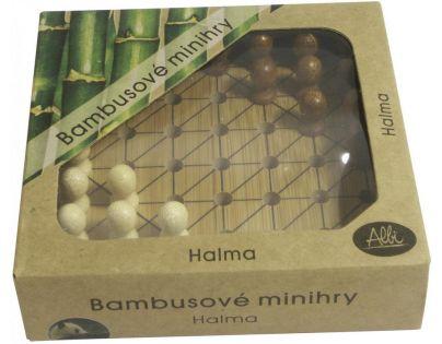 Albi Bambusové minihry - Halma