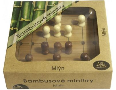 Albi Bambusové minihry - Mlýn