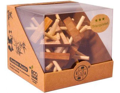 Albi Bambusový hlavolam - Jehlan