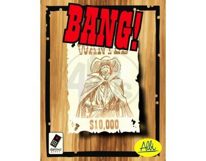 Albi 99192 - Bang!