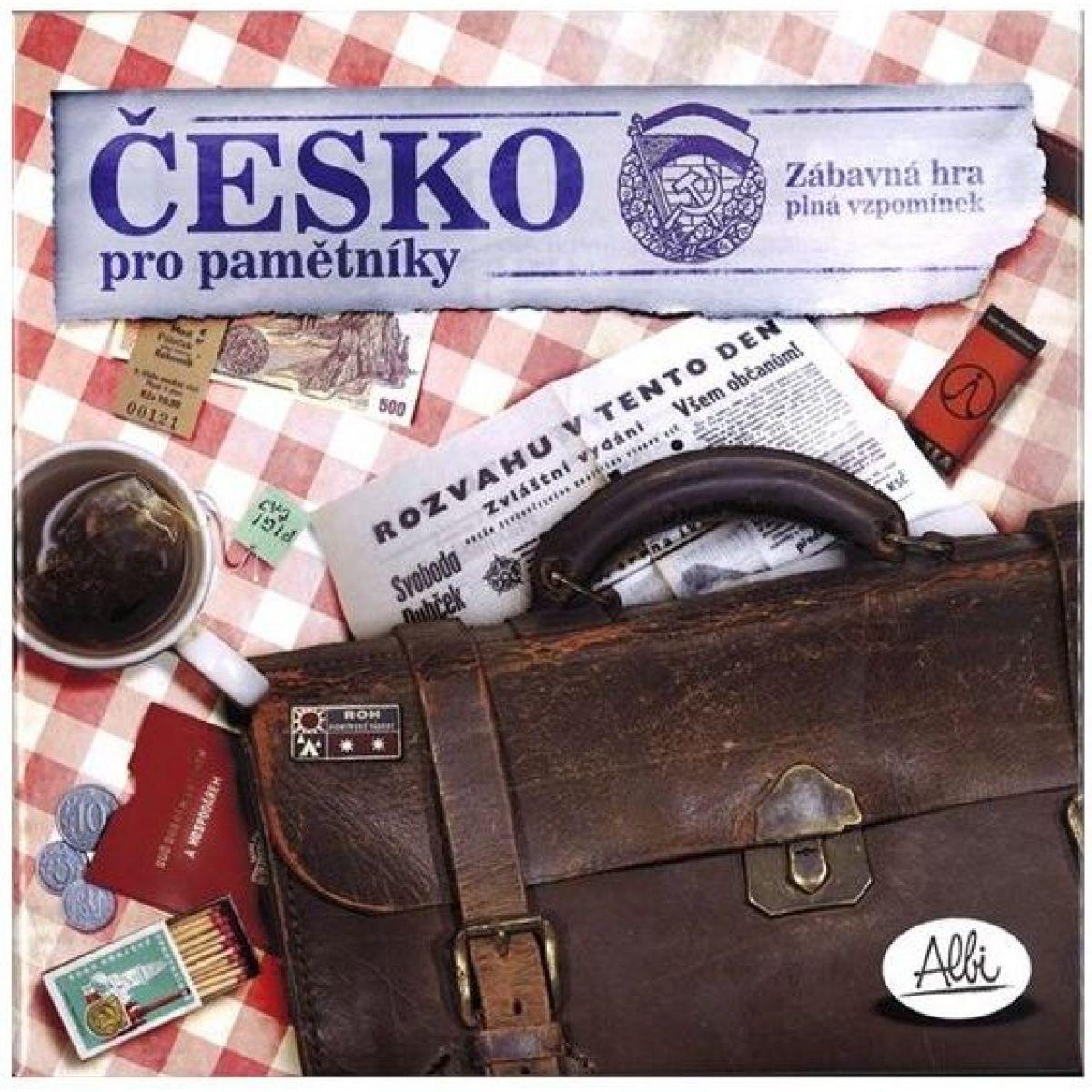 Albi 84668 Česko pro pamětníky
