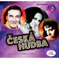 Albi 86640 Česká hudba
