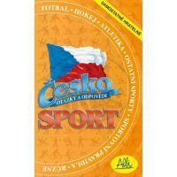Albi 11293 - Česko otázky a opovědi - Sport (rozšíření karet)