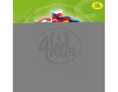 Albi 99501 - Evropa, otázky a odpovědi