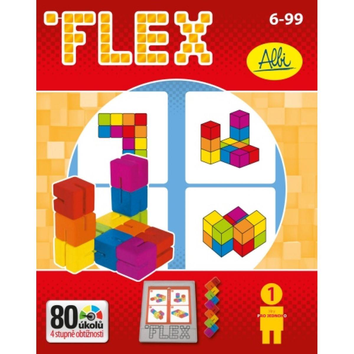 ALBI Flex - hra pro 1 Albi