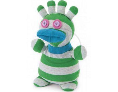 Albi Hřejivá plyšová zvířátka - Ponožkáč Boo