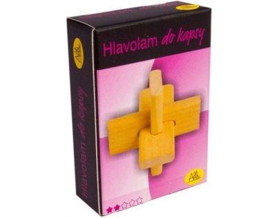 Albi Hlavolam do kapsy - Typ 2