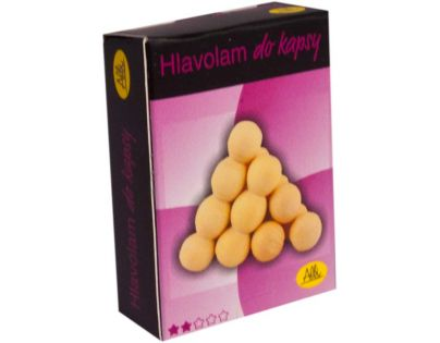 Albi Hlavolam do kapsy - Typ 6