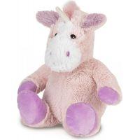 Albi Hřejivá plyšová zvířátka - Jednorožec růžový
