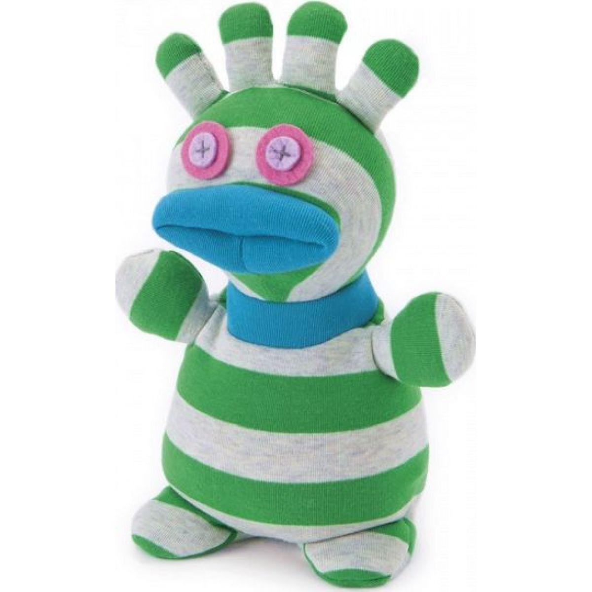 Albi Hřejivá plyšová zvířátka Ponožkáč Boo
