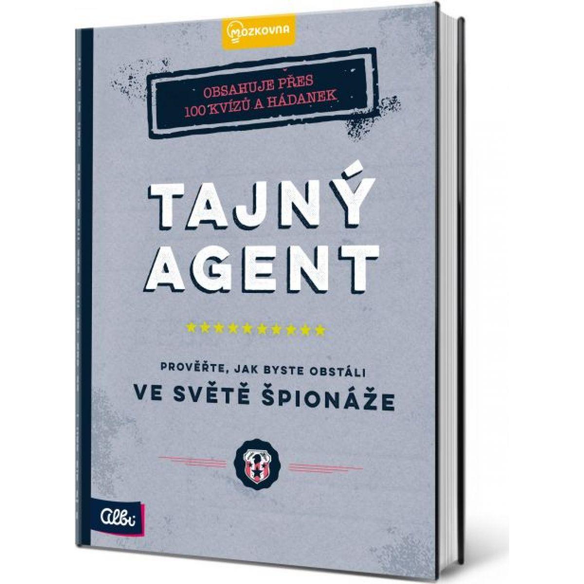 Albi Mozkovna Kniha Tajný Agent
