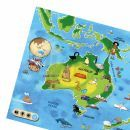 Albi Kouzelné čtení Atlas světa 4