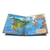 Albi Kouzelné čtení Atlas světa 2
