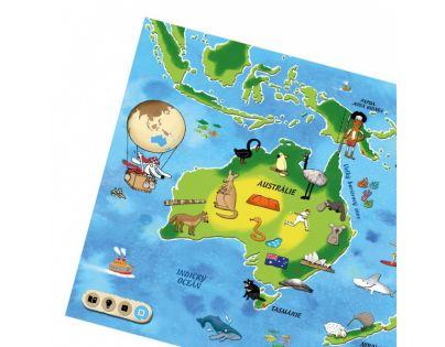 Albi Kouzelné čtení Atlas světa