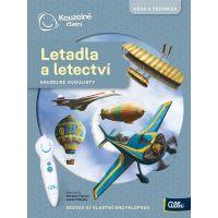 Albi Kouzelné čtení Dvoulist Letadla a letectví