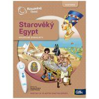 Albi Kúzelné čítanie dvojlistú Staroveký Egypt encyklopédie