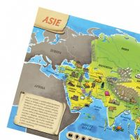 Albi Kouzelné čtení Elektronická tužka a kniha Atlas světa 6