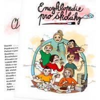 Albi Kouzelné čtení Encyklopedie pro školáky 3