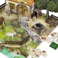 Albi Kouzelné čtení Hra Na farmě 3