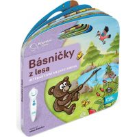 Albi Kúzelné čítanie Kniha Básničky z lesa 2