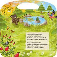 Albi Kúzelné čítanie Kniha Básničky z lesa 3