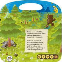 Albi Kúzelné čítanie Kniha Básničky z lesa 4