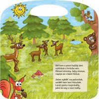 Albi Kúzelné čítanie Kniha Básničky z lesa 5