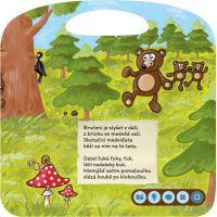 Albi Kúzelné čítanie Kniha Básničky z lesa 6