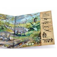 Albi Kouzelné čtení Kniha Dinosauři 4