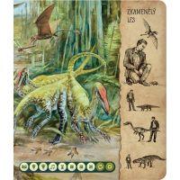 Albi Kouzelné čtení Kniha Dinosauři 3