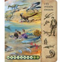 Albi Kouzelné čtení Kniha Dinosauři 5