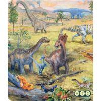 Albi Kouzelné čtení Kniha Dinosauři 6
