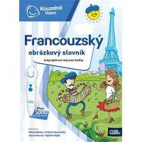 Albi Kouzelné čtení Kniha Francouzský obrázkový slovník