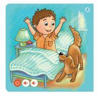 Albi Kouzelné čtení Minikniha Denní činnosti 3