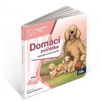 Albi Kouzelné čtení Minikniha Domácí zvířata 2