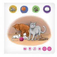 Albi Kouzelné čtení Minikniha Domácí zvířata 3